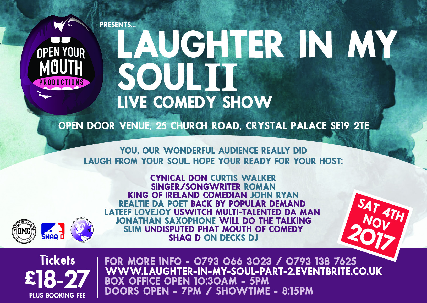 Laughter In My Soul II