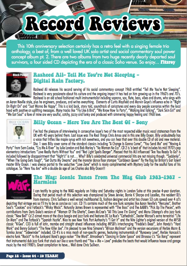 Record Review issue 64 page 1