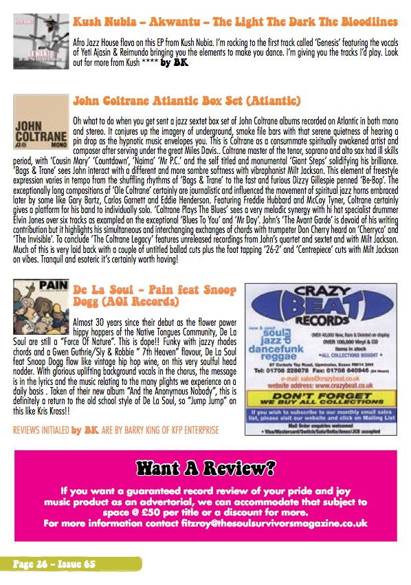 Issue 65 record review 4