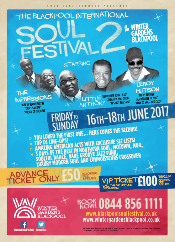 Blackpool Soul Festival