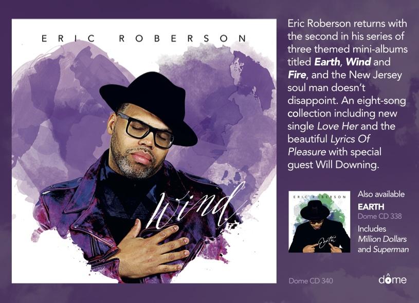 Eric Roberson Wind