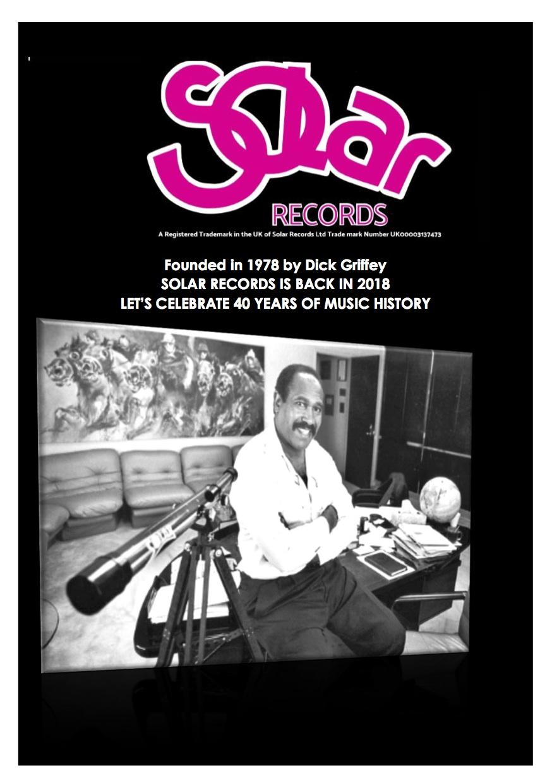 Solar Records 2018