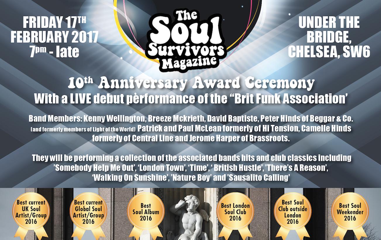 Nominations – The Soul Survivors Magazine