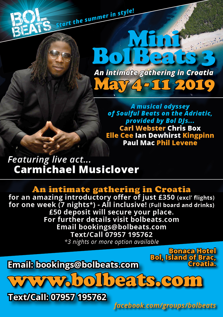 Mini BolBeats May 2019