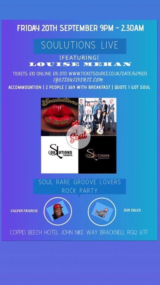 """Let's Celebrate"""" – The Soul Survivors Magazine"""