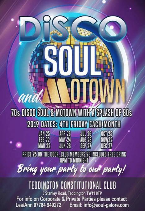 Disco Soul Motown