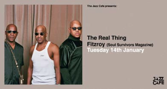 Real Thing Jazz Cafe Jan 2020