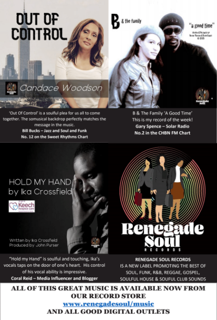 Renegade Soul Records