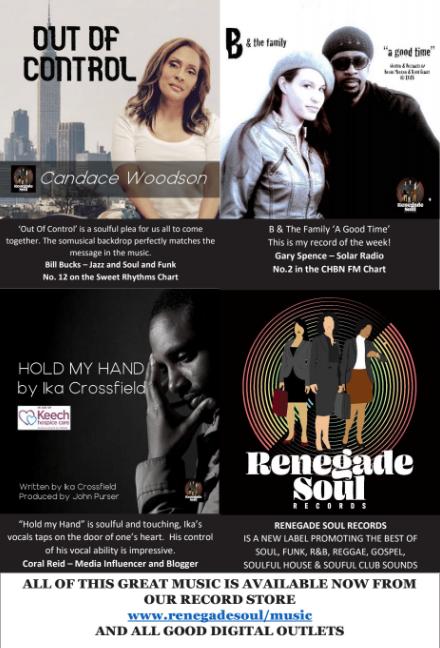 Renegade Soul Records