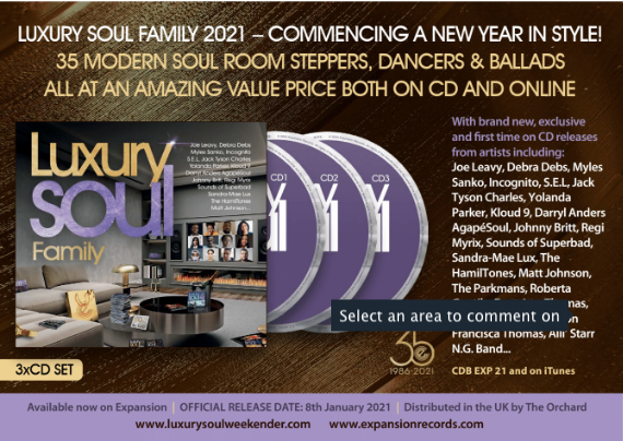 Luxury Soul Family 2021