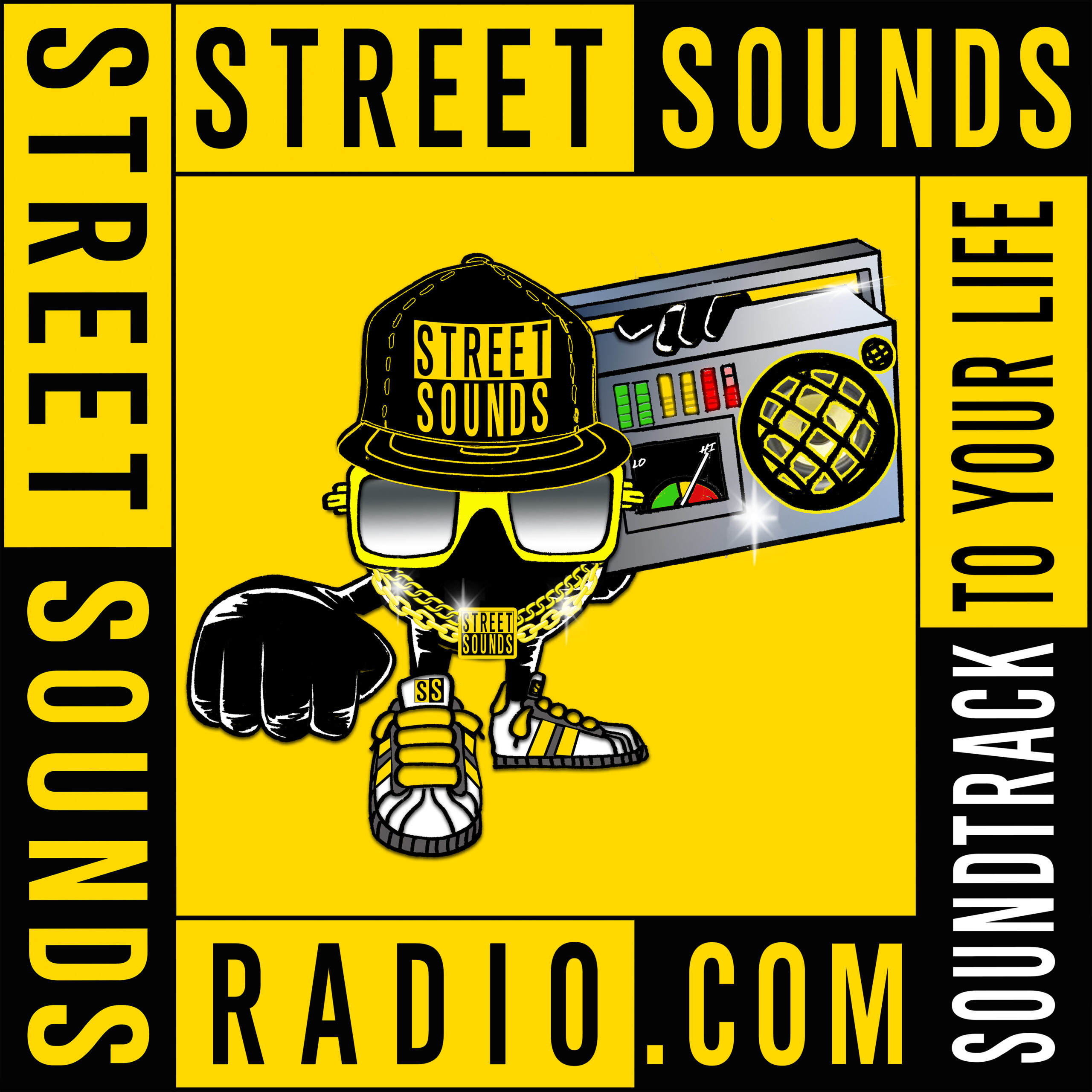 Streetsounds Radio