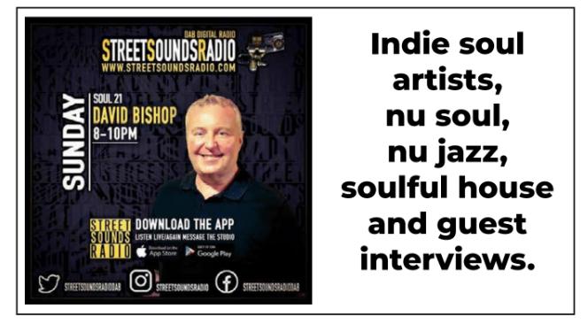 David Bishop Radio Show