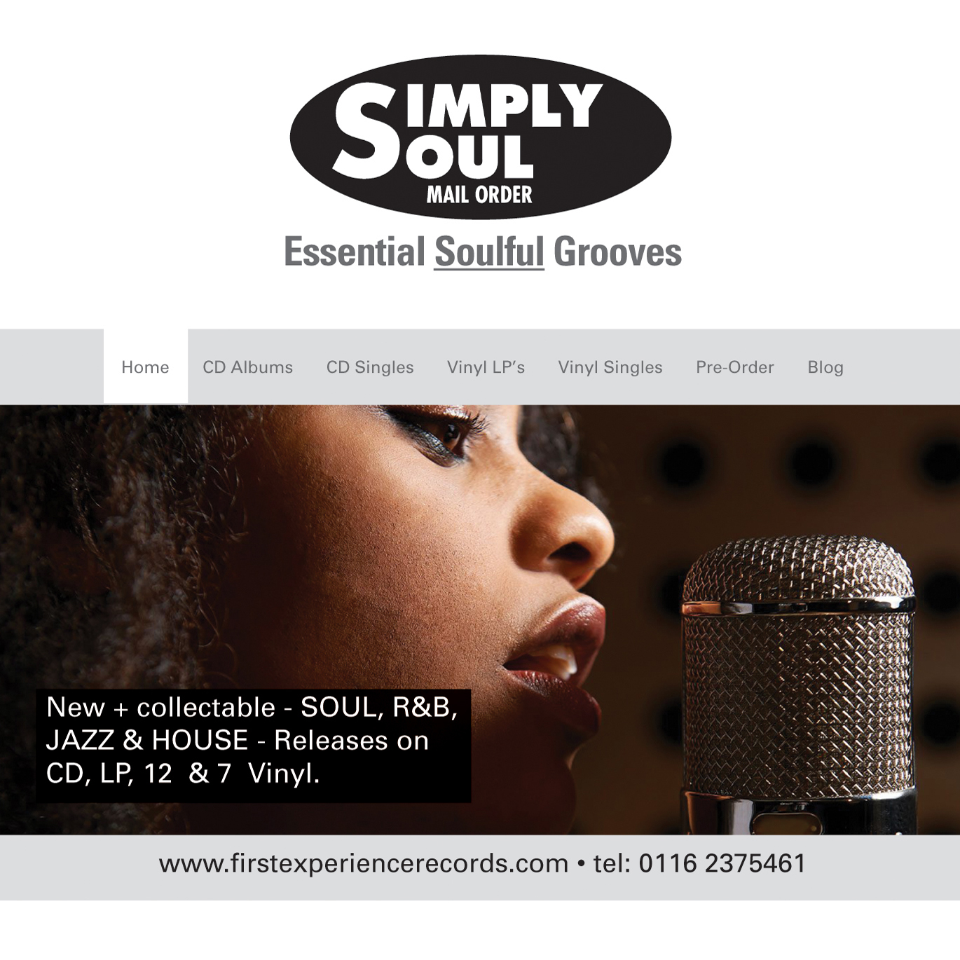Simply Soul Records